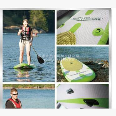 充气冲浪板划水板 动力冲浪板 游泳板 救生板 帆板划板 浮排