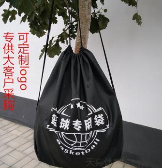 厂家直销球包球袋篮球包足球袋赠品专用球袋印logo定制二维码