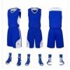 新款篮球服套装男成人球服光板篮球训练比赛球衣定制批发印字号