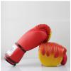 火焰拳击手套拳套手套格斗拳击训练成人加厚练习手套