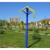 上肢牵引器、三位引体、引体向上器、公园、广场、小区健身器材