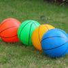幼儿园专用小篮球体育用品彩色小皮球儿童篮球宝宝玩具礼物礼品