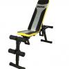 批发小飞鸟可折叠仰卧板仰卧起坐腹肌板可变多种组合哑铃仰卧板