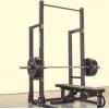 多功能健身架 杠铃杆支架 杠铃片挂架 引体向上架子