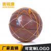 篮球网 篮球框网 加重涤纶编织篮球篮网抗晒防雨淋耐腐蚀可供定做