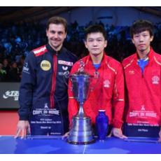 樊振东再度加冕乒乓球世界杯 世界最强稳坐七连庄