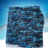 新款泳裤男平角大码舒适休闲潮男士泳衣沙滩温泉时尚款批发游泳裤