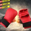 厂家直销一次成型空手道手套批发空手道手套健身手套空手道护具