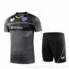 2018新款蝴蝶速干乒乓球羽毛球服套装男女运动服短袖透气训练比赛