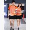 18新款速干排球服套装男女短袖透气排球衣训练比赛组队服定制