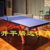 双鱼翔云328乒乓球桌 比赛专用乒乓球台 江门