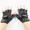 健身护具健身手套半指手 wd-266655击散打不倒翁沙袋手套