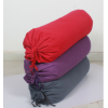 艾扬格瑜伽抱枕 瑜伽圆形枕 方形枕 荞麦壳瑜伽抱枕 包邮