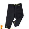 爆汗七分裤 跑步运动减肥裤瑜伽运动裤 吸汗健身运动裤塑身裤