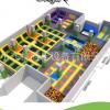 免费设计蹦床主题公园厂家直销室内室外场地定制魔鬼滑梯淘气堡