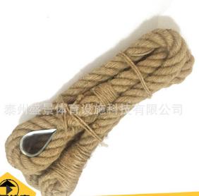 厂家直销粗细麻绳批发 攀爬绳 登山拔河训练绳 高空作业绳 捆扎绳