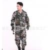 厂家直销大学生军训迷彩服套装 户外登山活动透气耐磨迷彩服价格