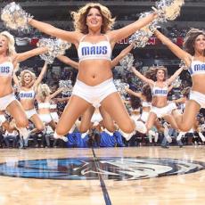 NBA哪支拉拉队最美?火箭拉拉队联盟第2,湖人啦啦队颜值高!