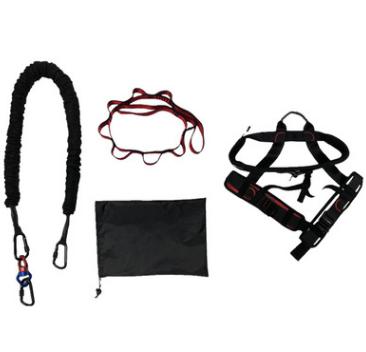 瑜伽吊床活力带魔力带蹦极绳蹦极悬挂50-140公斤阻力弹力