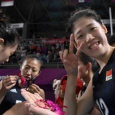 瑞士女排精英赛中国无缘四强 小将有亮点有不足