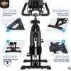 川野CY-301智能游戏动感单车家用静音健身车室内运动健身器材