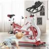 川野S702新款时尚动感单车家用健身车室内运动脚踏车健身器材厂家
