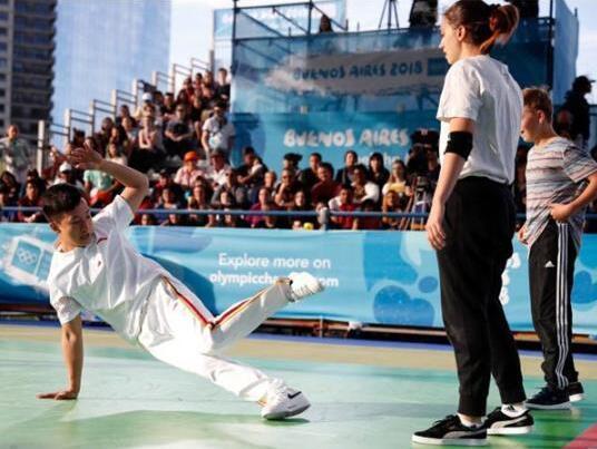 2024年奥运会或将增设霹雳舞、滑板、攀岩、冲浪四大项