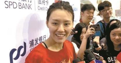 出征世锦赛在即 国家游泳队举行公开训练课