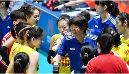 中国女排奥预赛25人名单公布 将进一步缩减至14人
