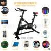 厂家定制健身发电骑行脚踏小飞轮款动感单车自行车发电机设备批发