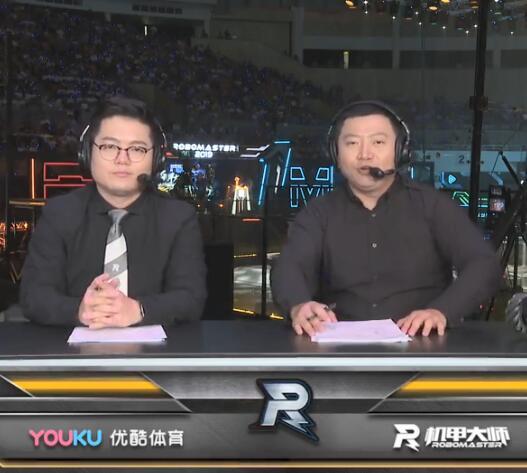 RoboMaster 2019机甲大师赛 总决赛 第6比赛日 (238播放)