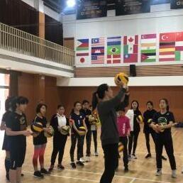 2019 Ace Academy排球青少年班