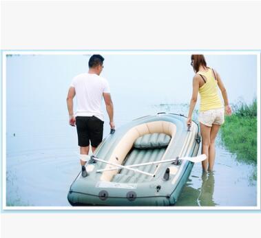 厂家直销吉龙 橡皮艇加厚充气船钓鱼船环保皮划艇户外充气艇
