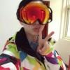 NANDN南恩专业滑雪镜双层防雾球面滑雪眼镜男女款登山滑雪雪镜