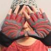 健身手套男女哑铃器械护腕力量训练半指透气防滑护掌运动手套