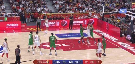 中国男篮憾失直通奥运资格