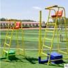 新款比赛裁判椅羽毛球网球排球可拆卸移动式双规格专业标准高档