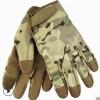 新款户外多功能战术手套全指运动耐磨防护健身防滑男士骑行手套