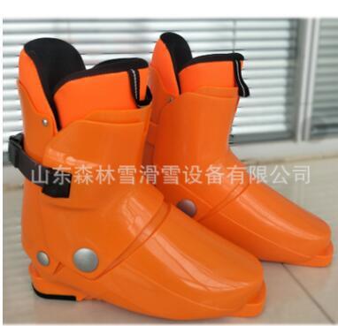 双板鞋 单扣双板鞋 滑雪装备 滑雪器材 滑雪场建设