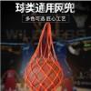 现货供应篮球网兜小网兜 多色可选购物网兜网袋 篮兜球