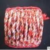 强隆体育供应彩色棉绳 多种规格质量可靠手工编织绳 棉布绳