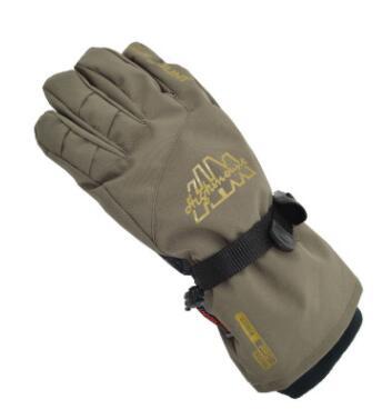 冬季男士滑雪手套 防水防滑户外骑行 保暖登山手套