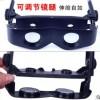 钓鱼眼镜 看漂 专用 头戴式10倍拉近高清放大镜眼镜式望远镜渔具