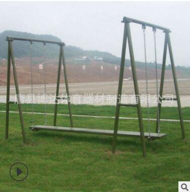 单人浪木拓展训练器械 户外高空抗晕拓展器材 训练器械双人浪木