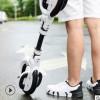 厂家直销蛇形活力板一件代发现货成人玩具两轮骑健滑板车