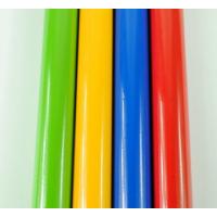 铝合金接力棒 2.8cm直径 喷漆处理 田径比赛接力赛棒 长期供应