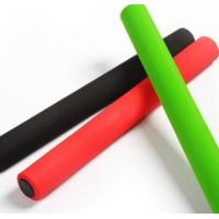 接力棒海绵防滑儿童接力棒田径比赛用品学生接力棒不锈钢传递棒