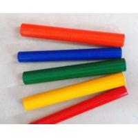 厂家直销铝合金接力棒3.8cm标准成人比赛接力赛棒氧化电镀接力棒