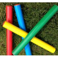 厂家供应铝合金接力棒、直径3CM、长30CM,多种颜色