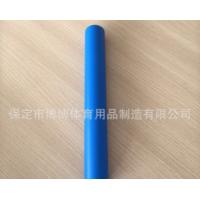 厂家直销 优质体育用品 田径比赛接力棒 4cm 塑料接力棒 传递棒